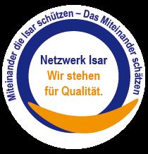 Schlauchboot Bootstour - Mitglied im Netzwerk Isar