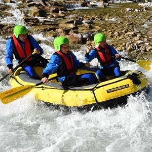 Power Rafting Teamevent