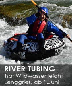 Wildwasser River Tubing