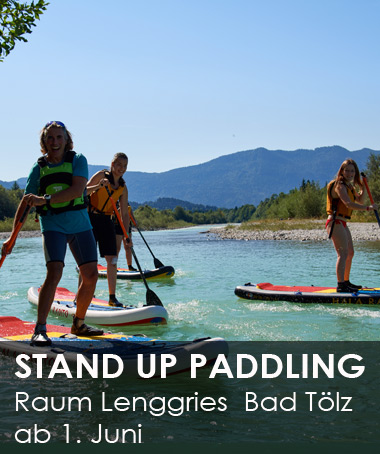 Stand up Paddling See