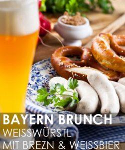 Weißwurst Frühstück Start-up