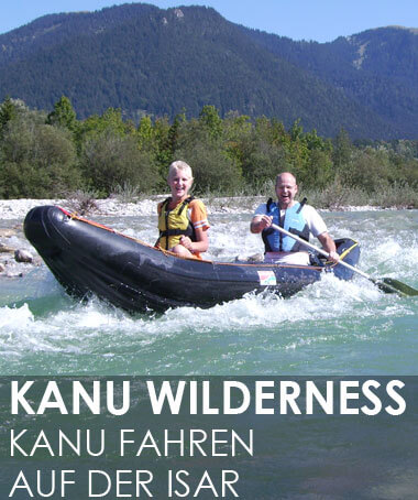 Kanu fahren für Selberfahrer