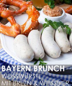 Weißwurst Brunch
